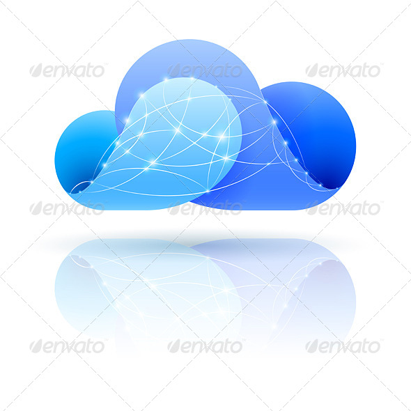 GraphicRiver Digital Cloud 8103979