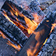 Camping Fire - VideoHive Item for Sale