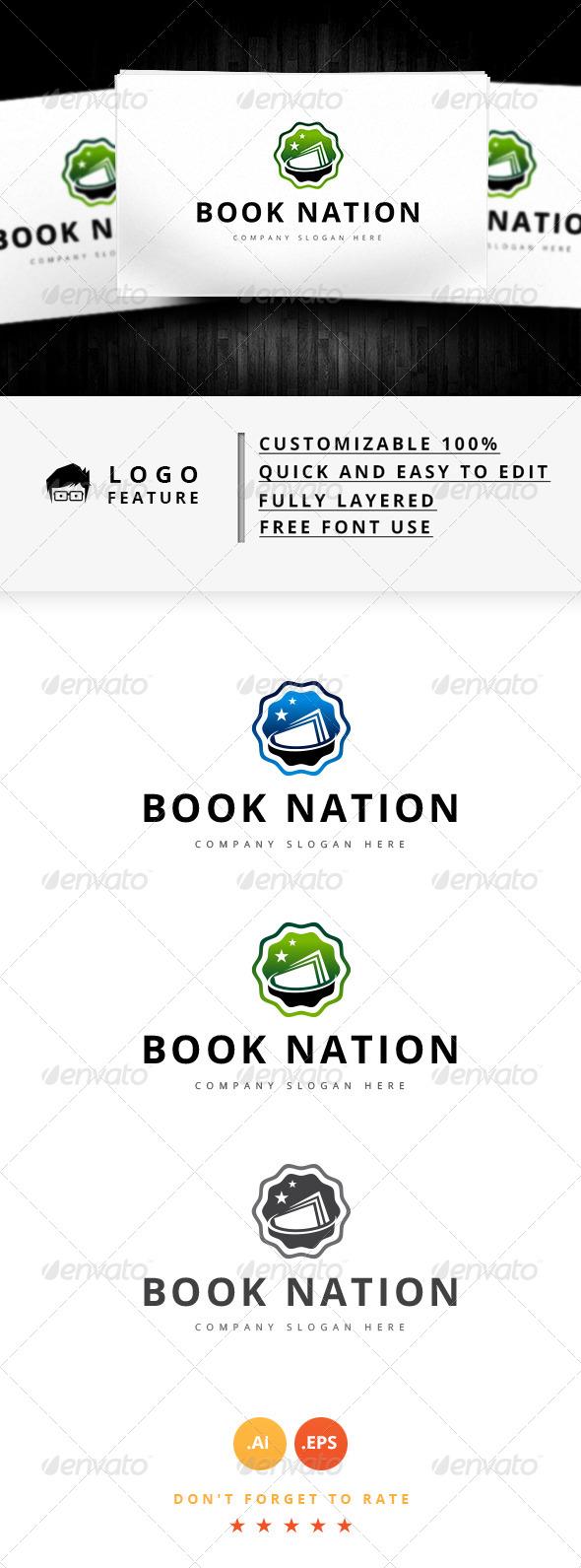 GraphicRiver Book Nation 8104821