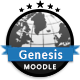 Genesis - Responsive Moodle Theme - ThemeForest Item for Sale