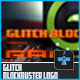 Glitch Blockbuster Logo - VideoHive Item for Sale