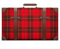 Classic vintage luggage suitcase for travel - PhotoDune Item for Sale