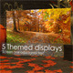 Autumn Themed Video Displays - VideoHive Item for Sale