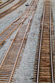 Full Frame of Railroad Tracks - PhotoDune Item for Sale