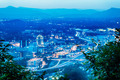 scenics around mill mountain roanoke virginia usa - PhotoDune Item for Sale