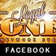 Legal Money: Urban Facebook Timeline Template - GraphicRiver Item for Sale