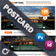 International Postcard Templates - GraphicRiver Item for Sale