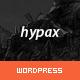 HYPAX – Premium Wordpress Theme - Portfolio Creative