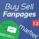 Buy Sell Fanpages, Facebook Market - CodeCanyon Item for Sale