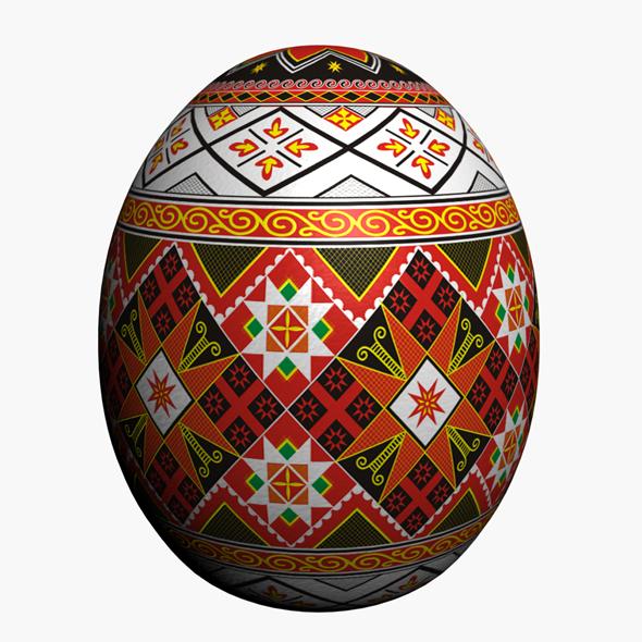 3DOcean easter egg 8108126
