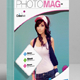 Photo Magazine Cover Template - GraphicRiver Item for Sale