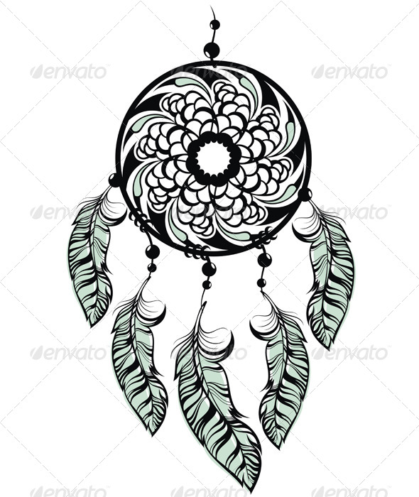 GraphicRiver Dream Catcher 8108249