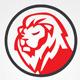 Lion Rising Logo - GraphicRiver Item for Sale
