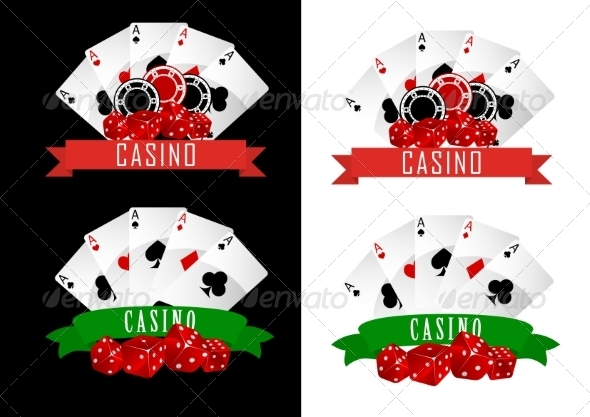 GraphicRiver Casino Symbols 8108764