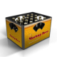 Beer Crate Mockup - GraphicRiver Item for Sale