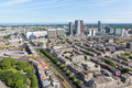 Aerial cityscape of The Hague, city of the Netherlands - PhotoDune Item for Sale