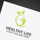 Healthy Life Logo - GraphicRiver Item for Sale