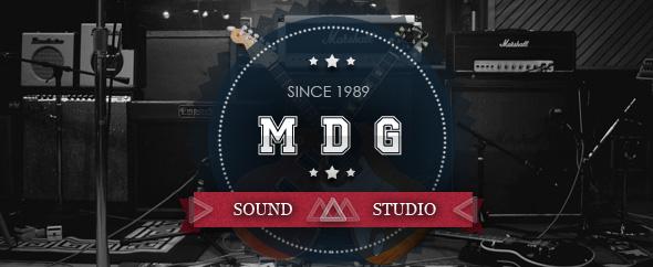 MDGSoundStudio