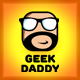 Geek Daddy - Logo Templates - GraphicRiver Item for Sale