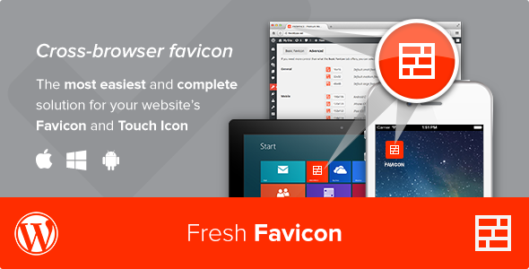 CodeCanyon Fresh Favicon 8111680