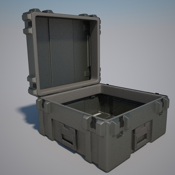 3DOcean Military Case 8111870
