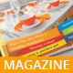 Multipurpose Magazine Template (Vol. 1) - GraphicRiver Item for Sale