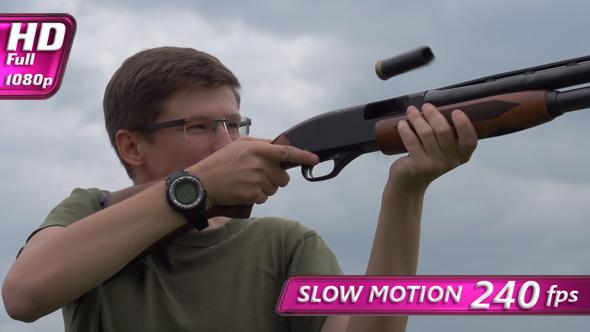 Recharging Shotgun