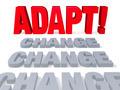 Adapt To Change - PhotoDune Item for Sale