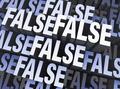 Totally False - PhotoDune Item for Sale