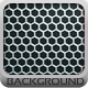 Hex Metal Web Background - GraphicRiver Item for Sale