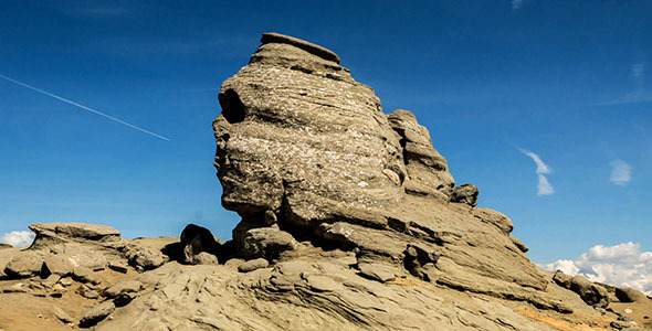Bucegi Mountains Sphinx