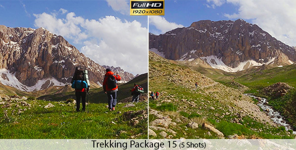 Trekking Package 15