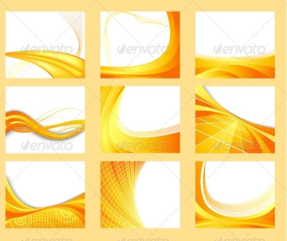 GraphicRiver Sunburst Backgrounds Collection 8113812