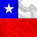 Chile Waving Silk Flag - PhotoDune Item for Sale