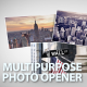 Multipurpose Photo Opener - VideoHive Item for Sale