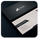 Minimal Business Card Vol. 01 - GraphicRiver Item for Sale