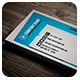 Clean Business Card Vol. 06 - GraphicRiver Item for Sale
