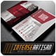 IntenseArtisan Business Card Vol.67 - GraphicRiver Item for Sale