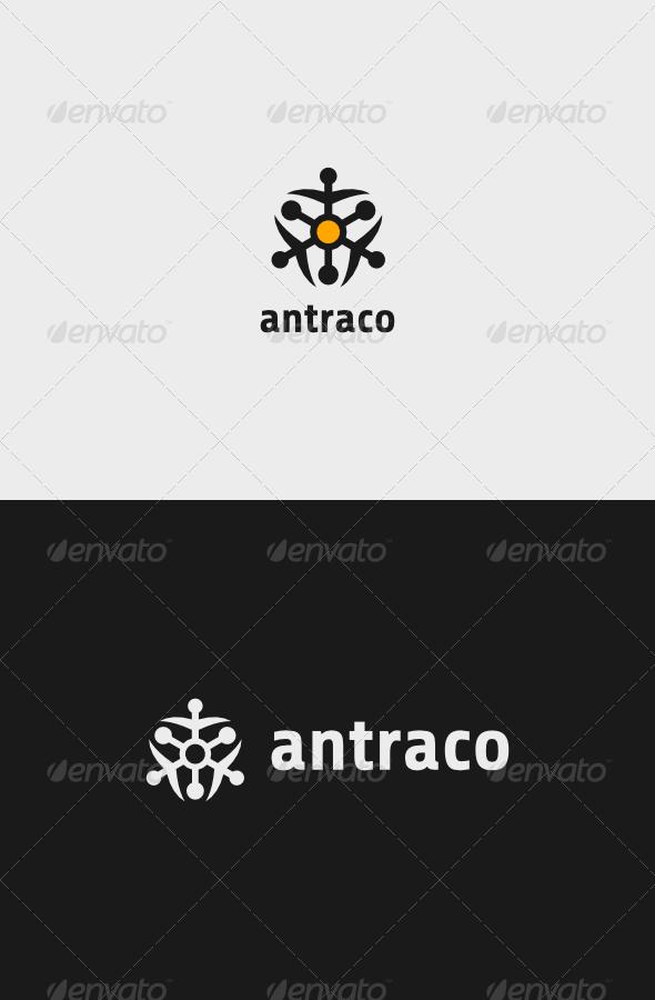 GraphicRiver Antraco Logo 8116399