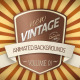Vintage Backgrounds Vol. 01 - VideoHive Item for Sale