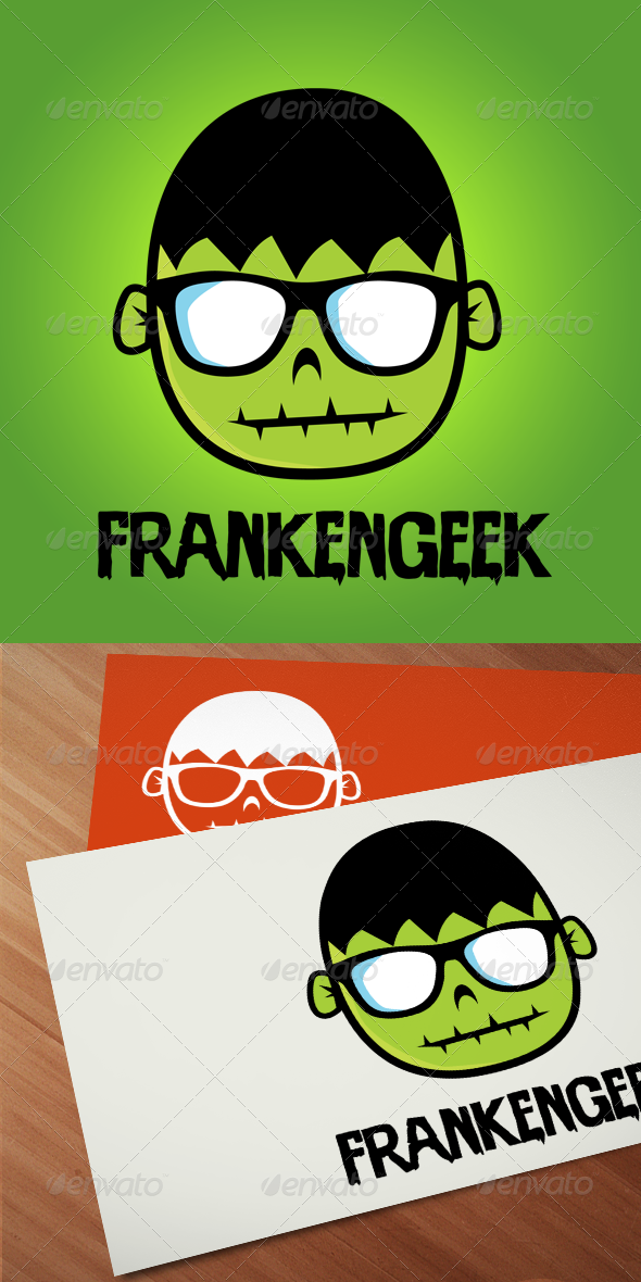 GraphicRiver Frankengeek Logo Templates 8116938