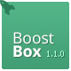 Boostbox - Responsive Admin Dashboard Template