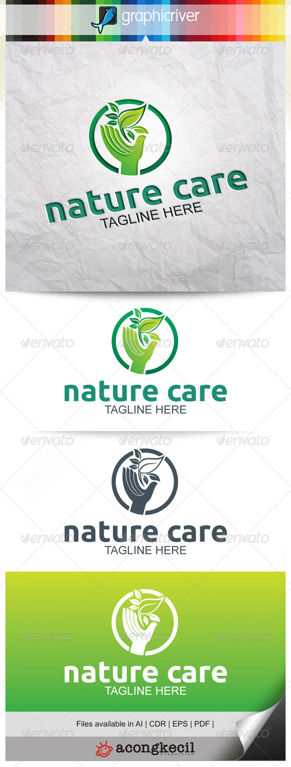 GraphicRiver Hand Care 8118114
