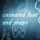 Wiggly Font Kit and Shape - VideoHive Item for Sale
