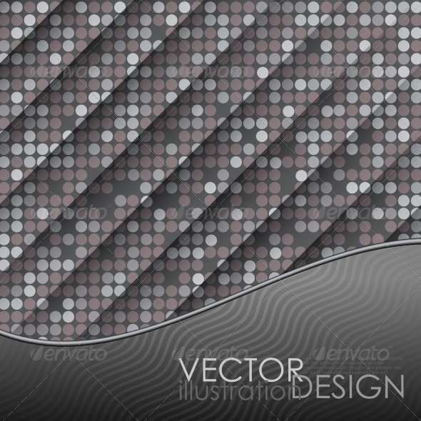 GraphicRiver Seamless Grey Gquare Tiles Pattern 8118551