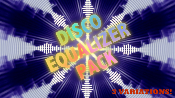 Disco Equalizer Pack