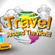 Travel Around The World Cartoon Car Version - VideoHive Item for Sale