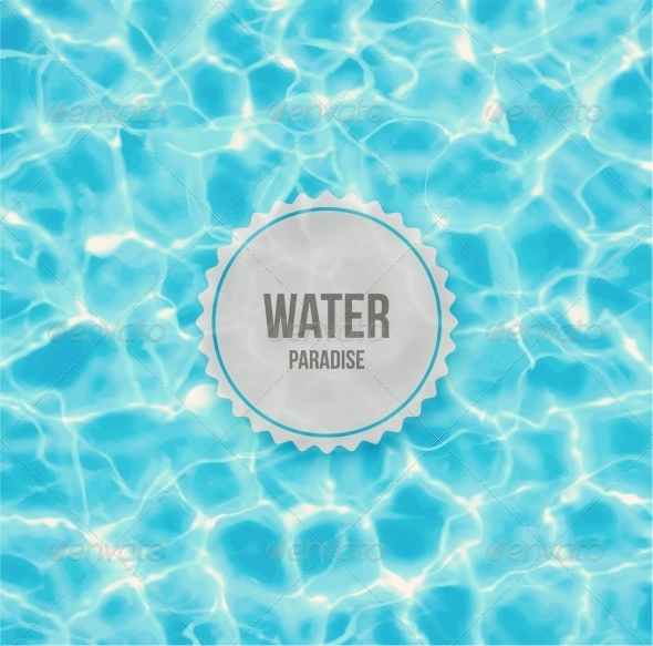 GraphicRiver Water Paradise 8120491