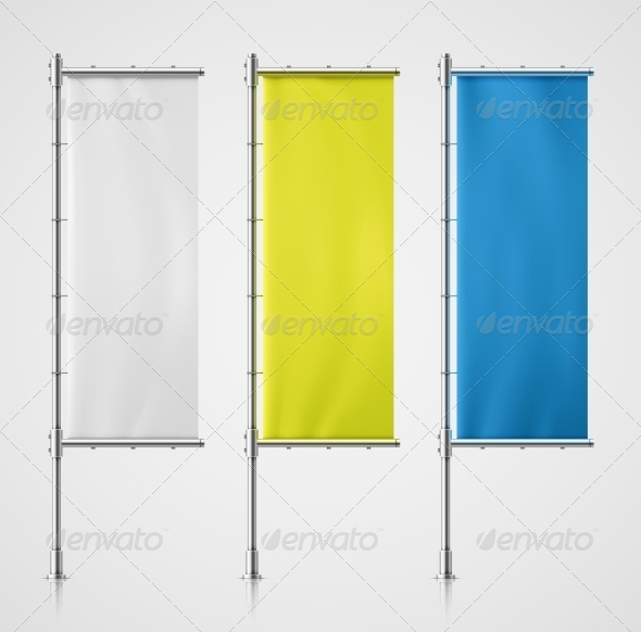 GraphicRiver Banner Flag 8120535