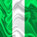 Nigeria Waving Silk Flag - PhotoDune Item for Sale